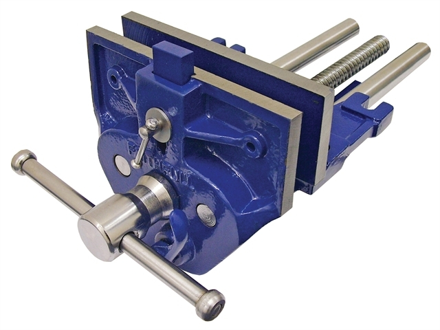 Woodwork Vice 175mm (7in) Quick-Release & Dog