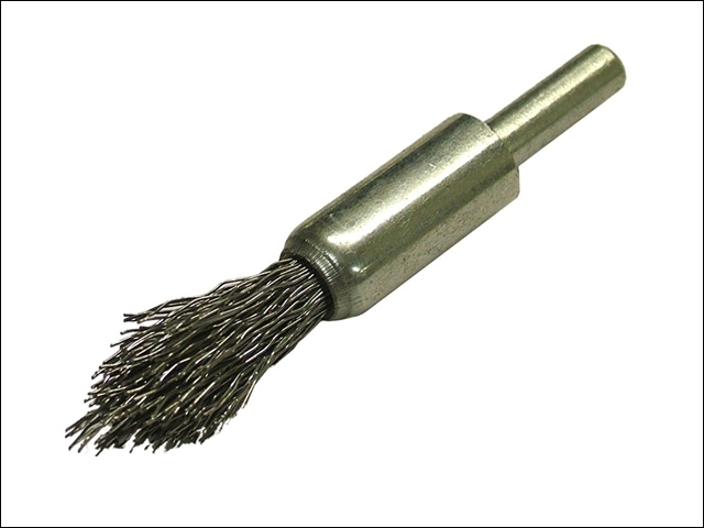Wire End Brush 23mm Pointed End
