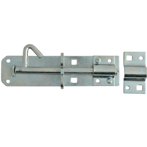 Padlock Bolt Zinc Plated 200mm (8in)