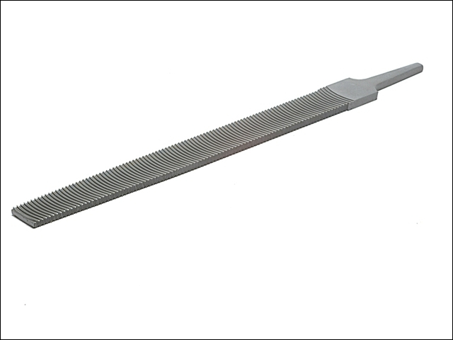 Dreadnought File Tanged Flat Curved 9tpi 300mm (12in)