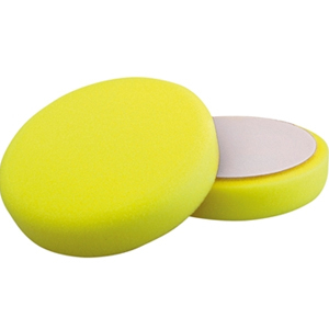 Yellow Soft Finishing Pad 150mm