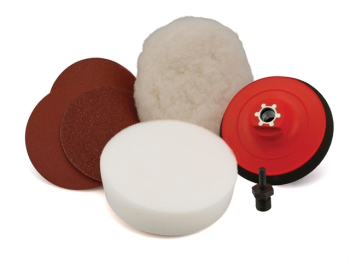 Sanding & Polishing Kit M14 & 6mm GRIP