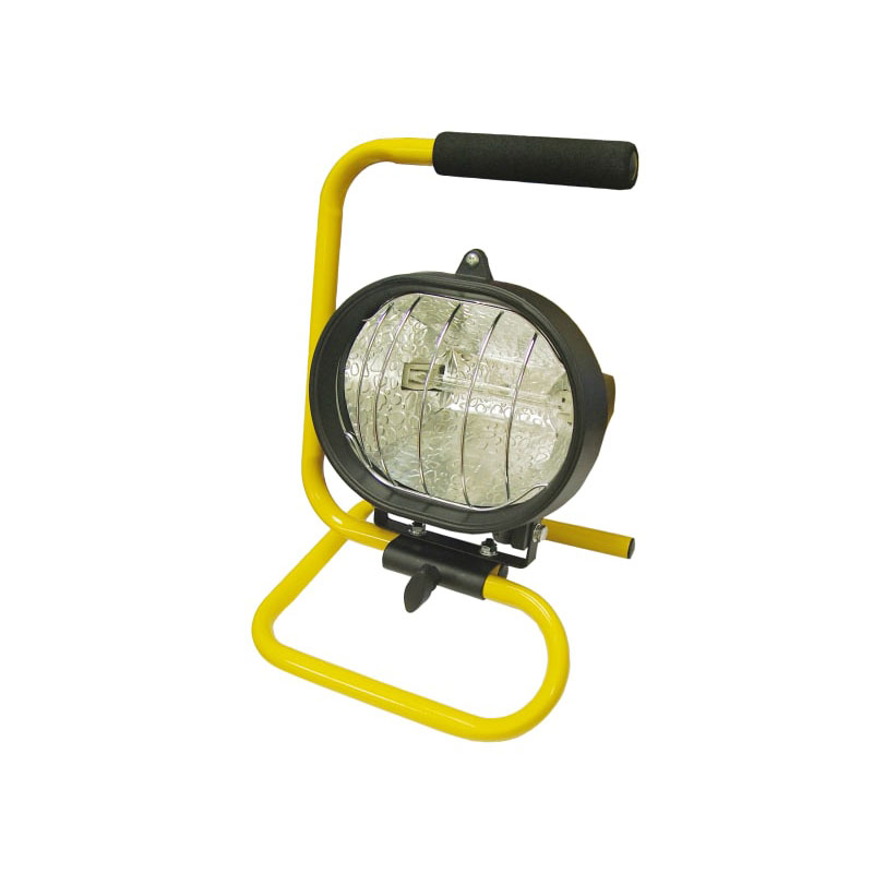 Portable Site Light 500W 240V