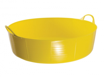 Gorilla Tub Shallow 35 litre - Yellow