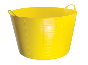 Gorilla Tub Large 38 litre - Yellow