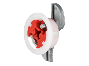 Red Plasterboard Fixings 18mm (Pack 8)