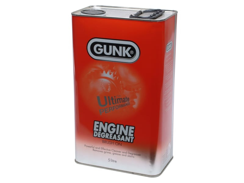 734 Gunk Engine Degreasant Brush-On 5 Litre