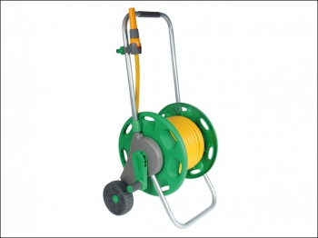 2434 60m Assembled Hose Cart & 30m of 12.5mm Hose