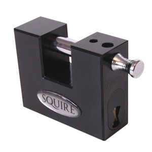 WS75S Stronghold Container Block Lock 80mm Keyed Alike