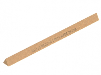 MF114 Triangular File 100 x 6mm - Medium