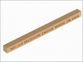 MF14 Square File 100 x 6mm - Medium