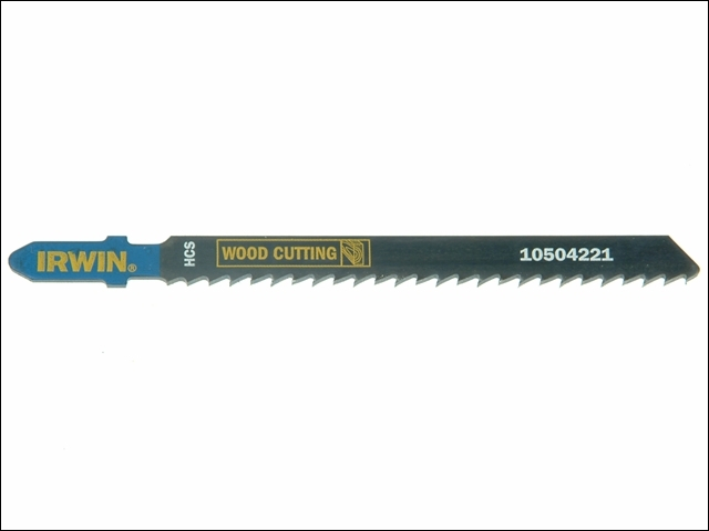 Wood Jigsaw Blades Pack of 5 T244D