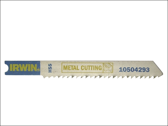 U118B Jigsaw Blades Metal Cutting Pack of 5