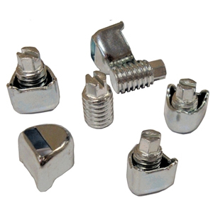 Multiband Mild Steel Housing/S crews 11mm 25 Sets Pack