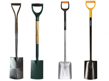Garden Life Digging Spade Stainless Steel