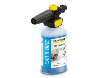 FJ 10 C Connect 'n' Clean Foam Nozzle with Car Shampoo