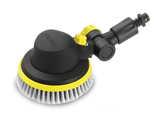 Rotary Wash Brush