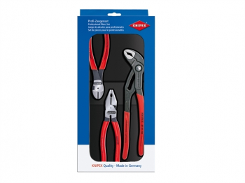 Power Pack High Leverage Pliers Set, 3 Piece