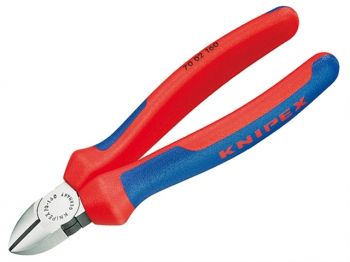 Diagonal Cutters Comfort Multi -Component Grip 140mm (5.1/2in