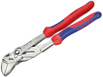 Pliers Wrench Multi-Component Grip 250mm - 46mm Capacity