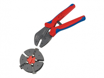 Multicrimp Pliers Set - 3 Qui ck Change Cartridges
