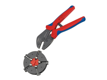 Multicrimp Pliers Set - 5 Qui ck Change Cartridges