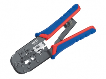 Crimping Pliers for RJ11/12 RJ45 Western Plugs