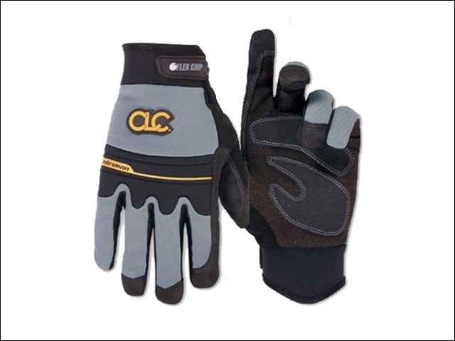 Tradesman Flexgrip Gloves - Medium (Size 9)