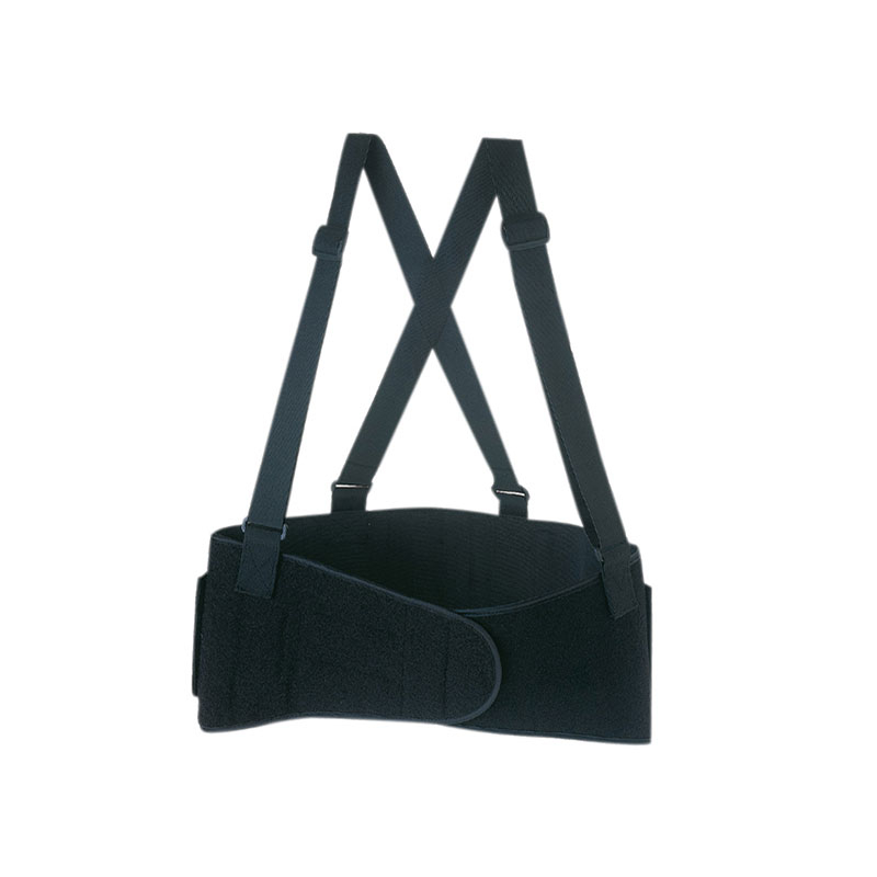 EL-892 Back Support with Braces