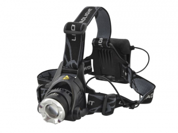 Elite 3W LED Zoom Headlight 120 lumens
