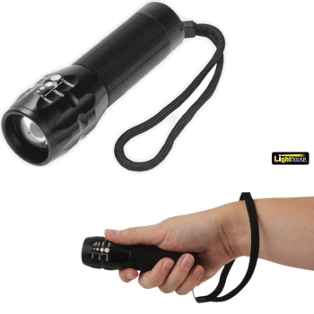 Elite 3W LED Focus Torch 210 Lumens