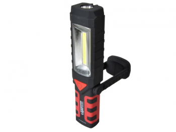 3W COB LED Swivel Base Torch 220 lumens (Loose)