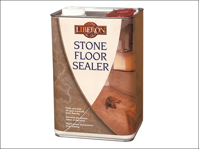 Colour Enhancer Stone Floor Sealer 5 Litre