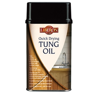 Tung Oil Quick Dry 250ml