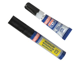 All Plastics Superglue 2g/4ml