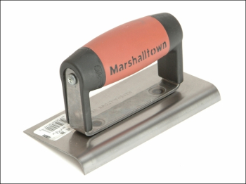 M36D Cement Edger Straight End DuraSoft Handle 6 x 3in