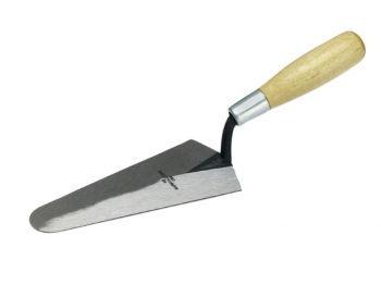 M48 Gauging Trowel Wooden Handle 7in