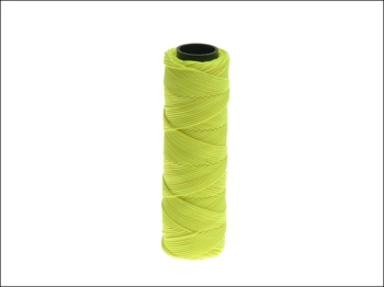 M632 Mason's Line 76.2m (250ft) Fluorescent Yellow