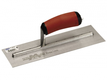 MXS13D Plasterer's Finishing Trowel DuraSoft Handle 13 x 5i