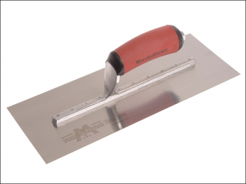 MXS13SS Plasterer's Finishing Trowel Stainless Steel Wooden