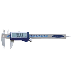Digital Caliper with Fractions 150mm (6in)