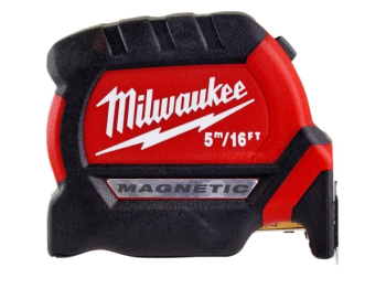 GEN III Magnetic Tape Measure 5m/16ft (Width 27mm)