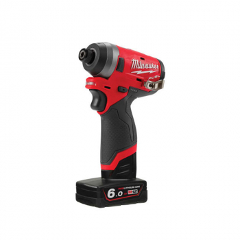 M12 FID-602X Fuel Sub Compact 1/4in Impact Driver 12V 2 x 6