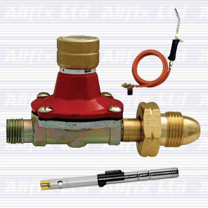 37 mbar 1.5kg/h Propane Bottle Regulator