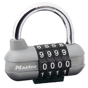 Pro Sport Combination 64mm Padlock 4-Digit