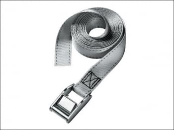 Lashing Strap with Metal Buckle Coloured 5m 150kg
