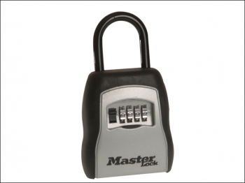 5400E Portable Shackled Combin ation Key Lock Box (Up To 3 Ke