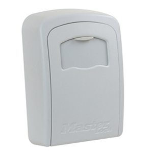 5401 Standard Wall Mounted Key Lock Box (Up To 3 Keys) - Cre