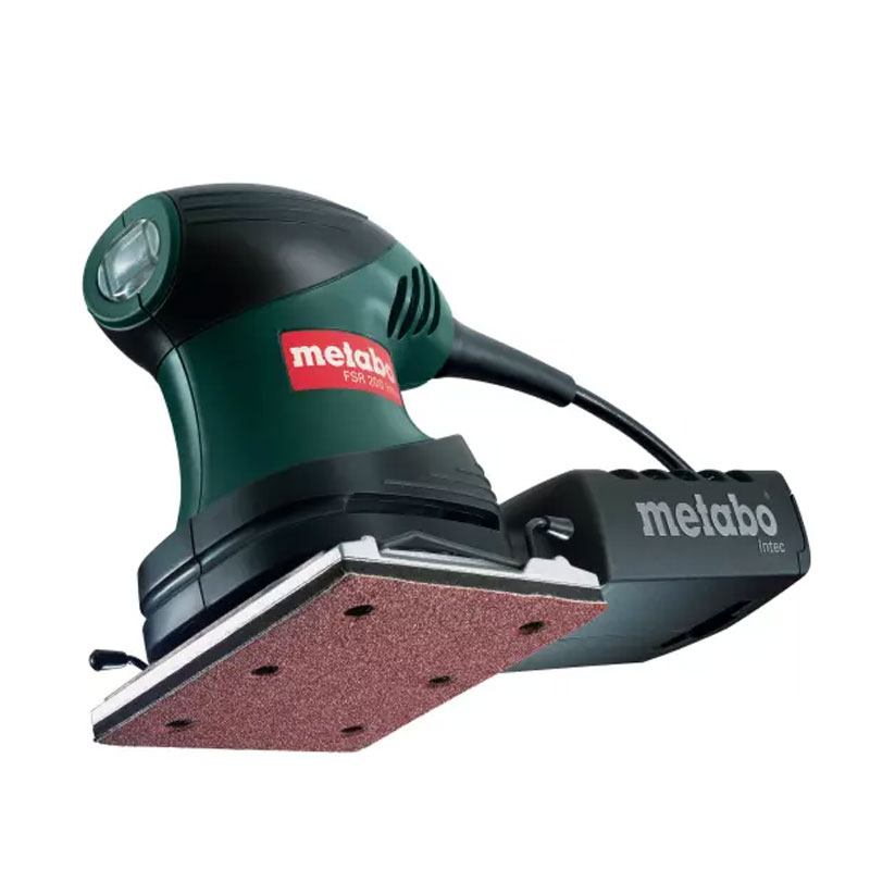 FSR-200 1/4 Sheet Intec Orbital Palm Sander 200W 240V