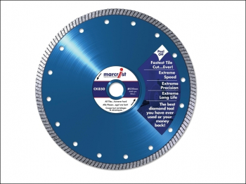CK850 Extreme Speed Diamond Blade Fast Tile 115 x 22.2mm